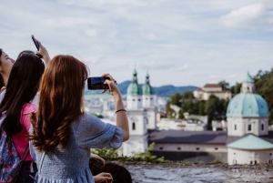 From Munich: Salzburg Day Trip by Train