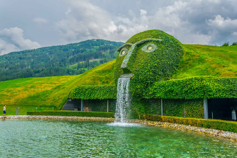 From Swarovski Crystal Worlds and Innsbruck Day Trip