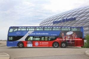 Grand Hop-On Hop-Off Double-Decker Bus Tour