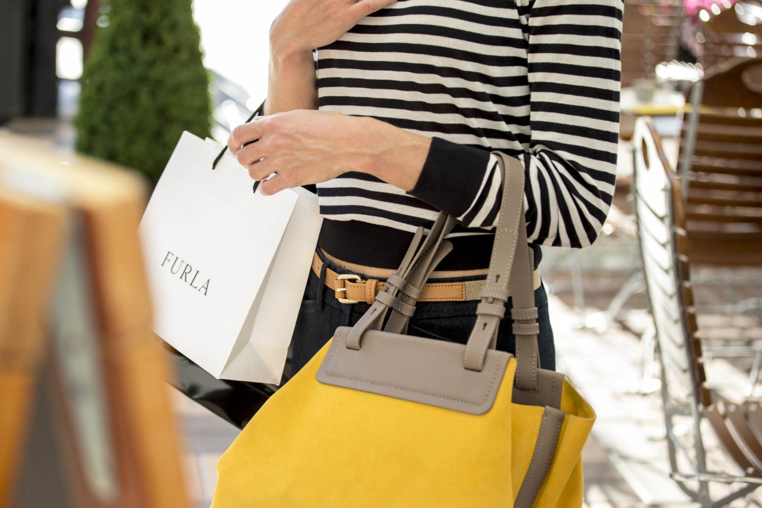 Ingolstadt Village: 6-Hour Shopping Package with Lunch