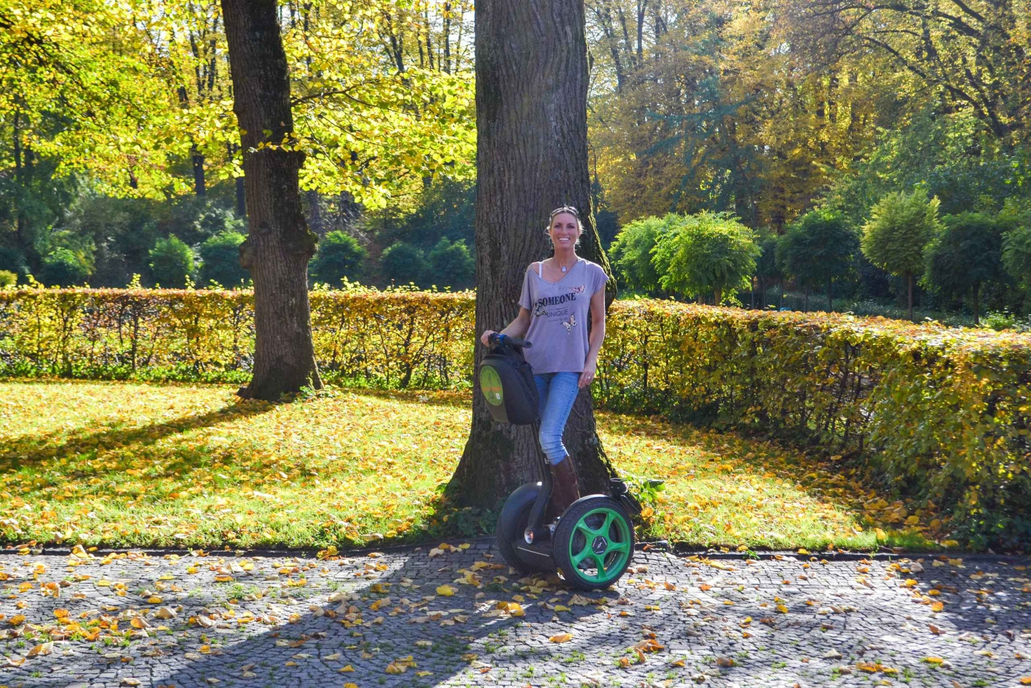 Munich 1.5-Hour Introductory Segway Tour