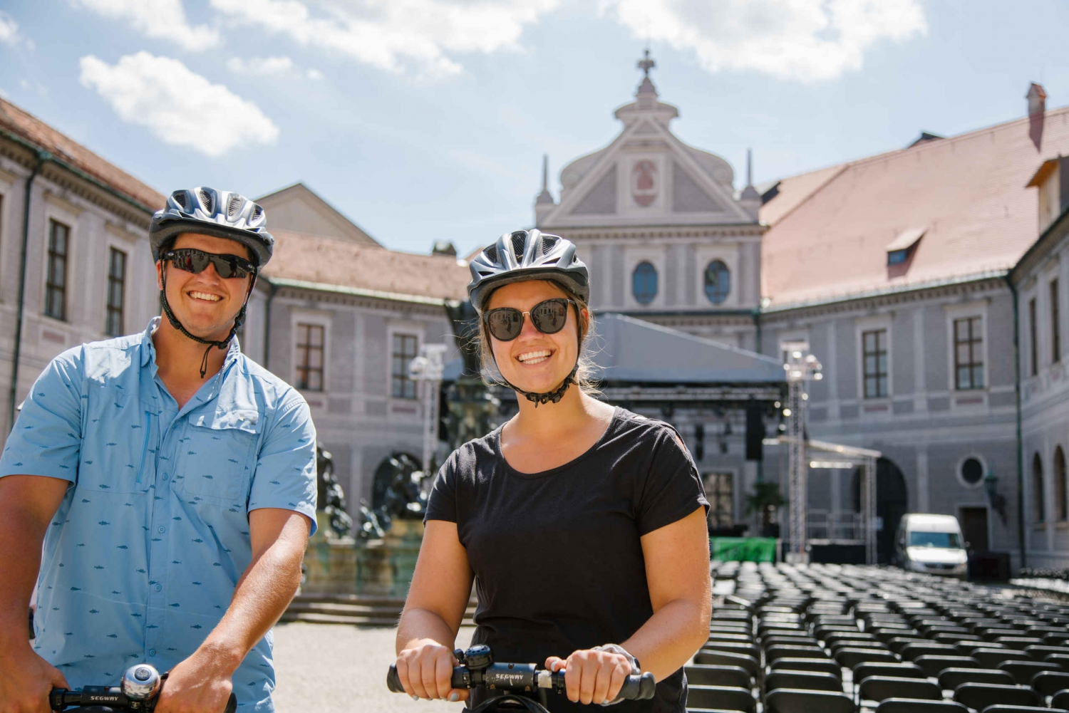 Munich 2.5-Hour Segway Tour