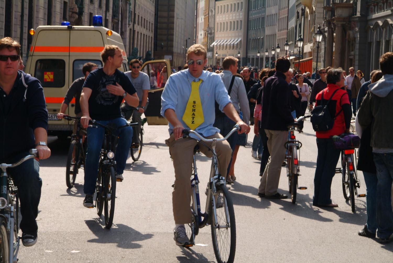 Munich 3-Hour Guided Bike Tour