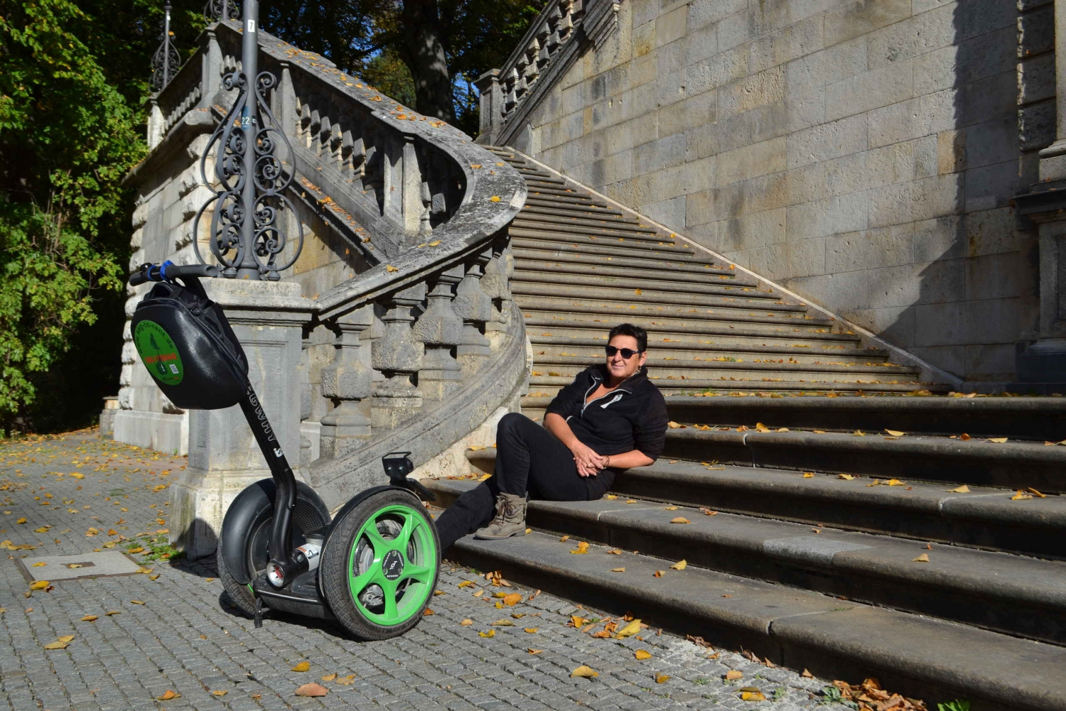Munich by Segway: 3.5-Hour Tour through the Old Town