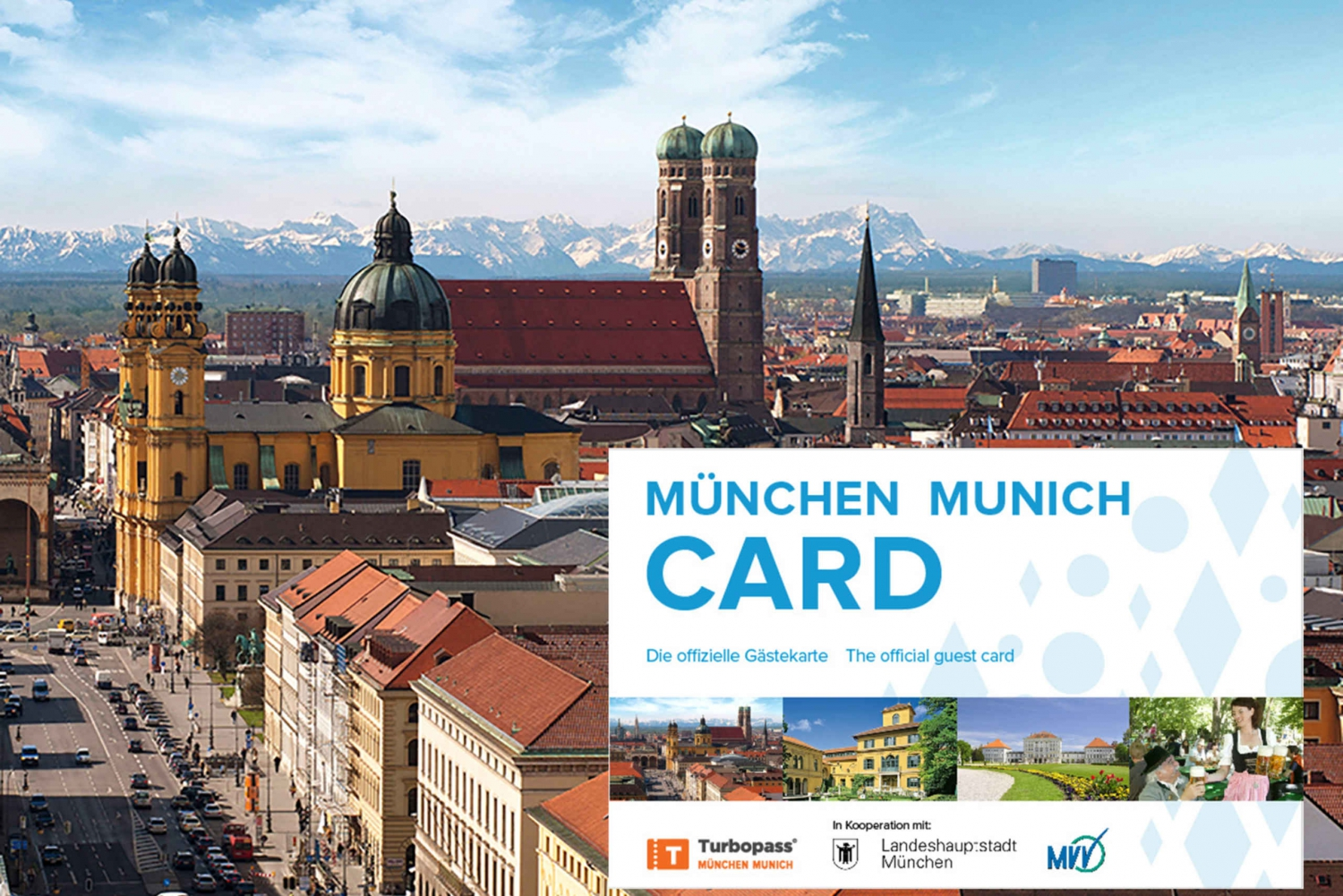 Munich Card: Save on Attractions, Tours, & Public Transport