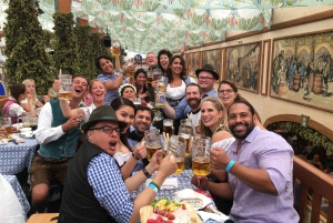 Munich Oktoberfest All-Inclusive Tour