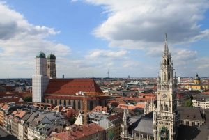Munich: Private Walking Tour with a Local