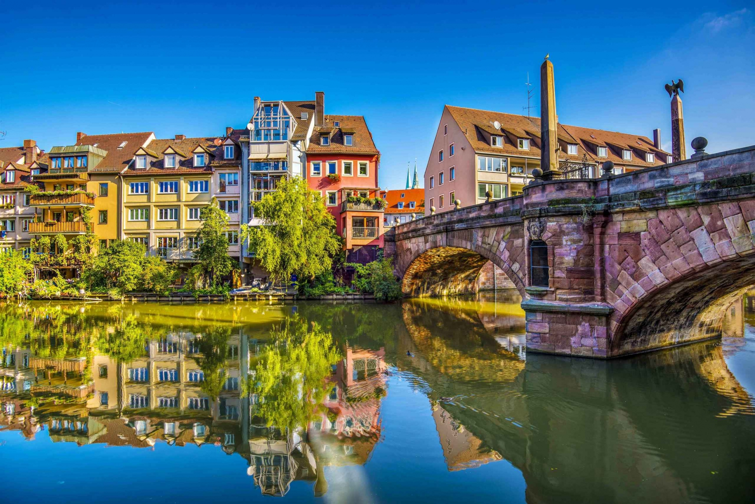 Nuremberg: Day Trip from Munich by Train