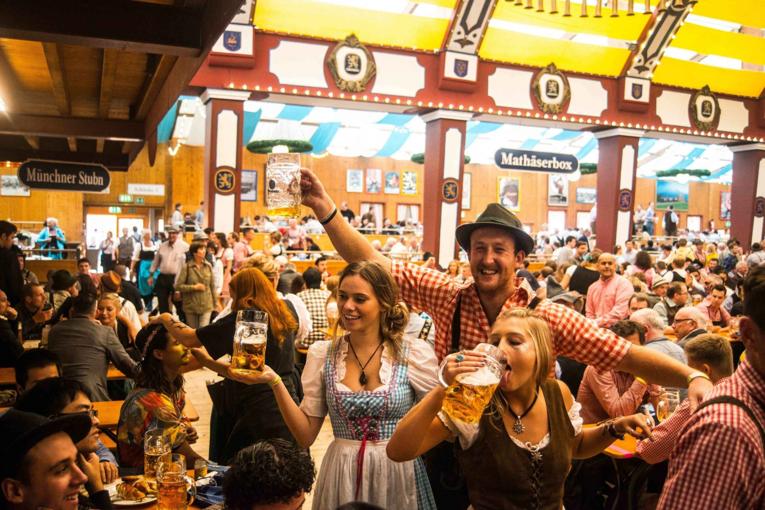 Oktoberfest Glamping: 2, 3 or 4 Nights