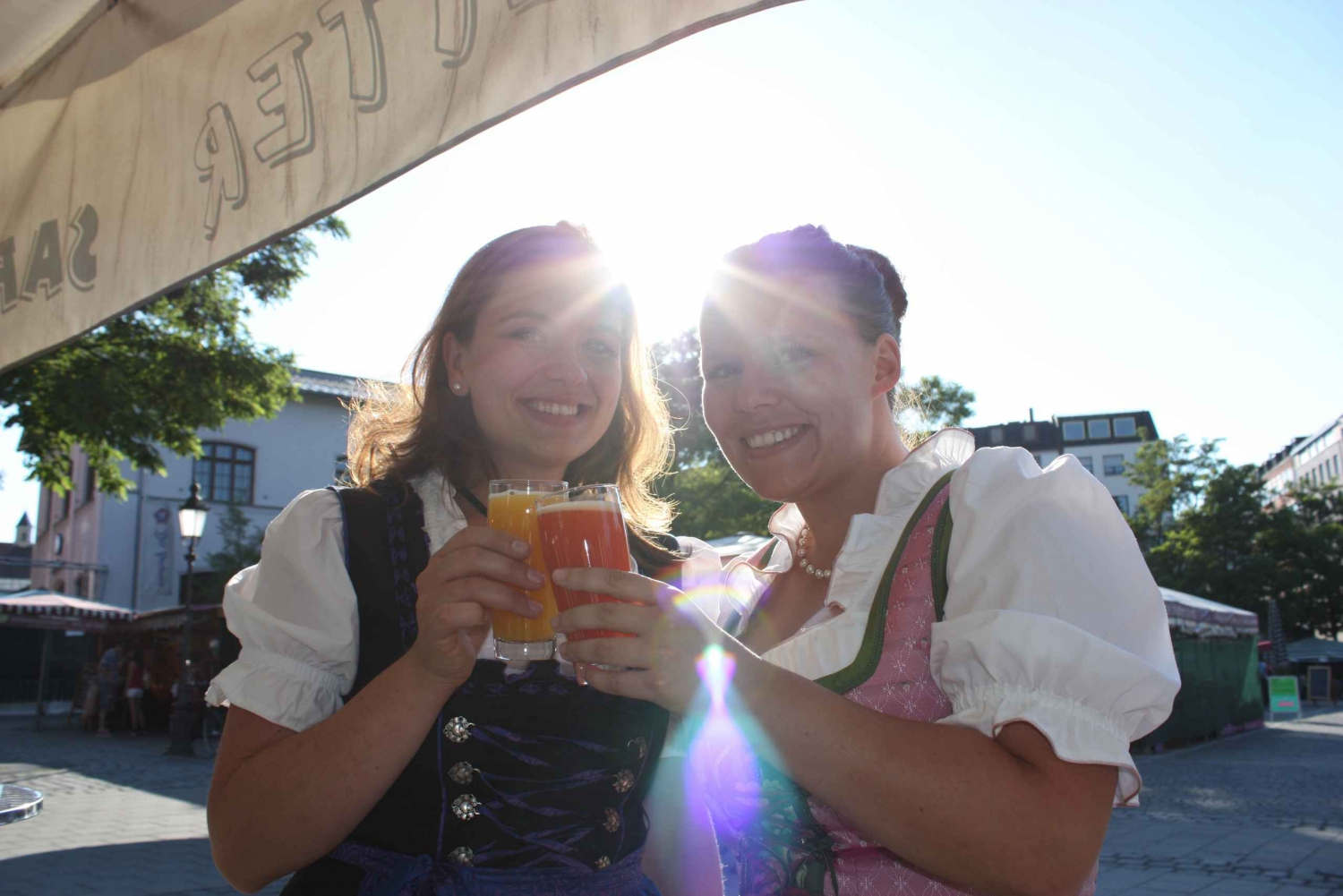 Old Town Culinary Stroll: Munich's Delicacies