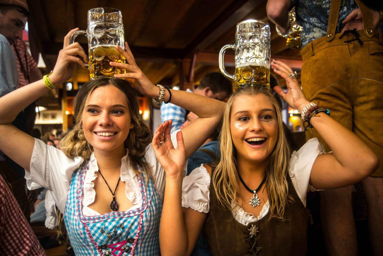 Prague to Oktoberfest 2019