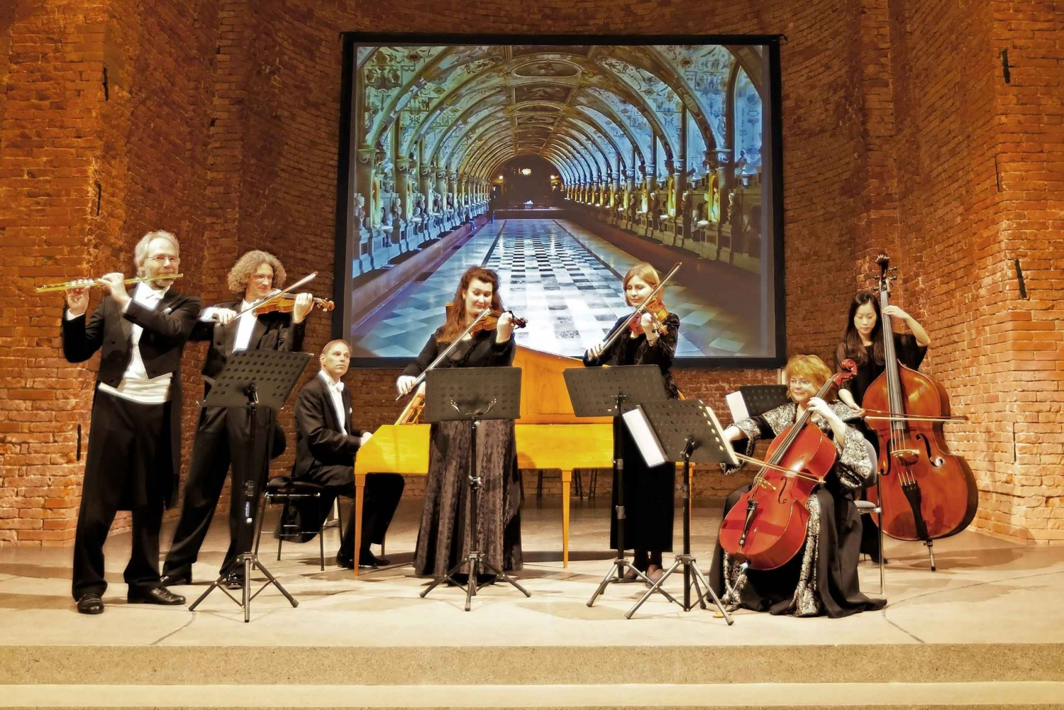 Residenz Gala Concert with Champagne Reception