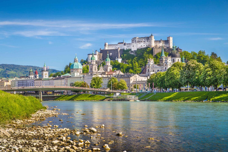 Salzburg Full-Day Tour from Munich