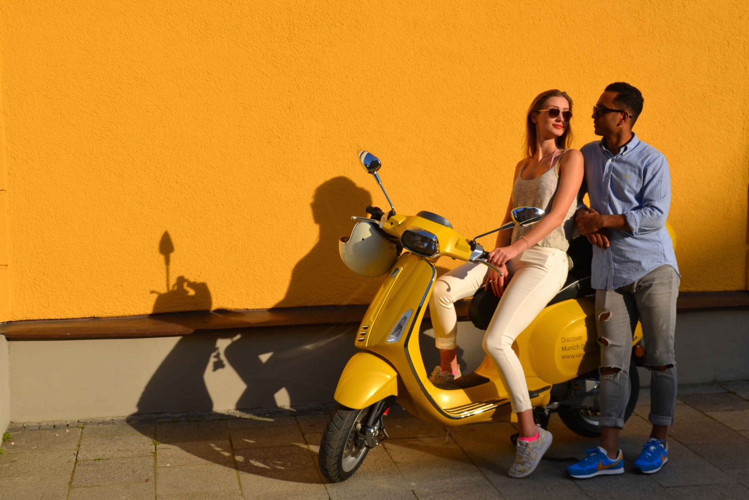Self-Guided Full-Day Tour by Vespa