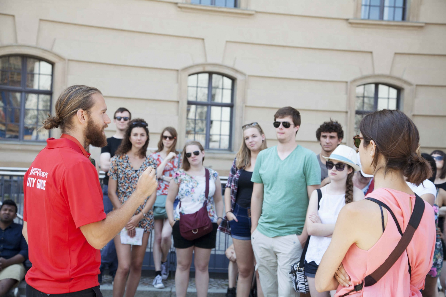 Skip the Line Munich Free Walking Tour with Booking Fee