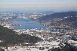 Toboggan runs and sledging in Tegernsee region