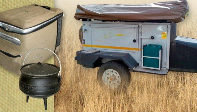 Adventure Camping Hire