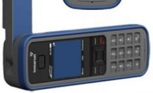 Immarsat Phone