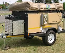Wildebeest Camping Trailer