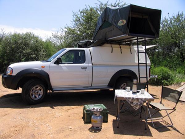 Camping Car Hire cc