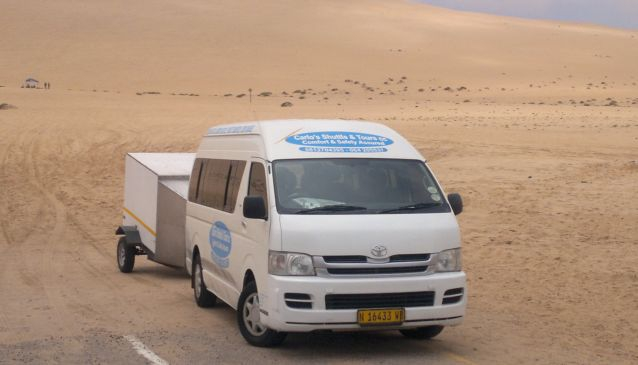 Carlo's Shuttle and Tours cc