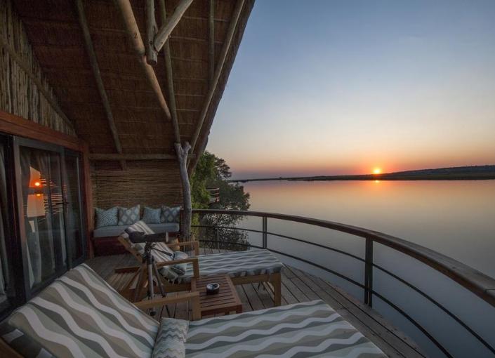 Chobe Water Villas