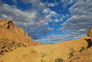 From Swakopmund: Full-Day Guided Spitzkoppe Tour