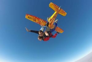 From Swakopmund: Tandem Sky Diving