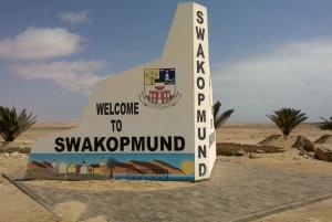Half-Day Swakopmund Tour from Walvis Bay