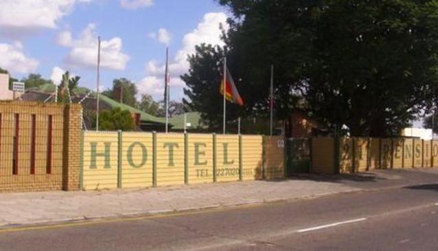 Hotel Pension Eros