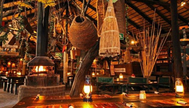 Namibia Restaurant Guide