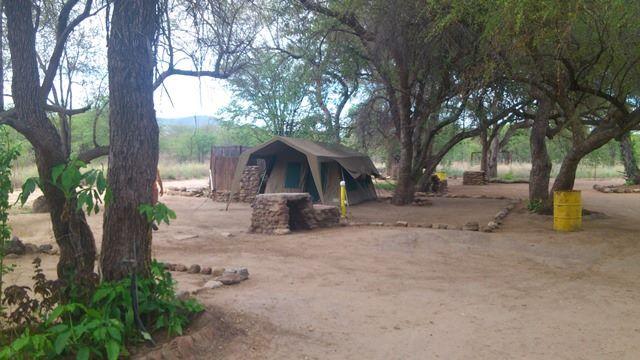 Kunene Islands Campsite
