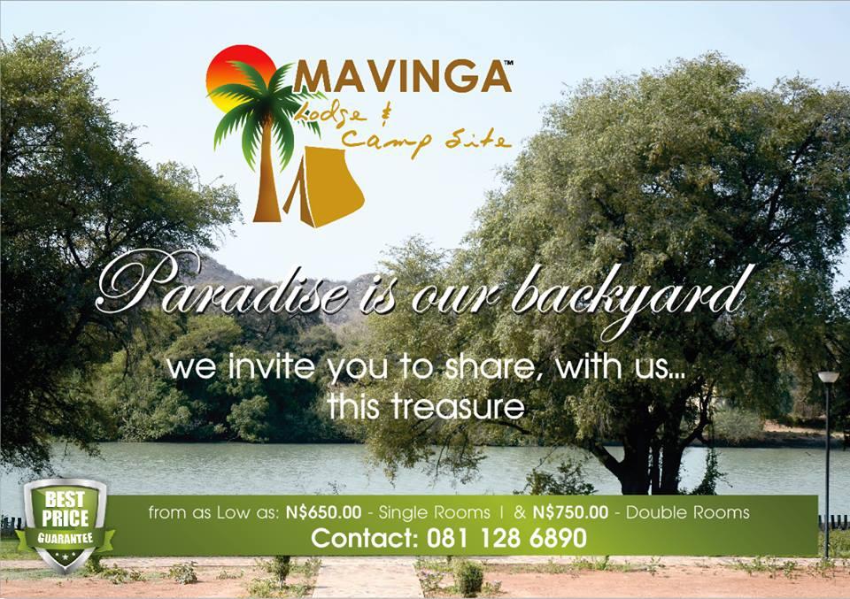 Mavinga Campsite
