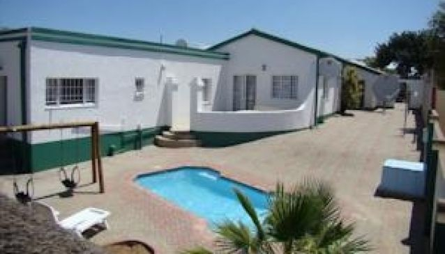 Namib Oasis Bed & Breakfast