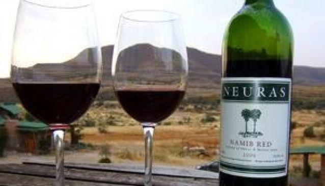 Neuras Winery & Guest Farm