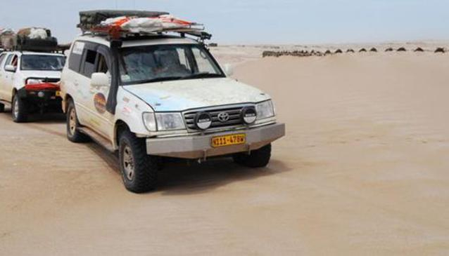 Offroad Tours & Safaris