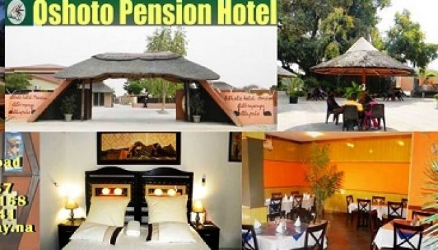 Oshoto Pension Hotel