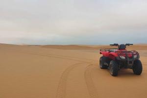 Quad Biking: Living Dunes Experience