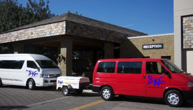 Shuttle Namibia