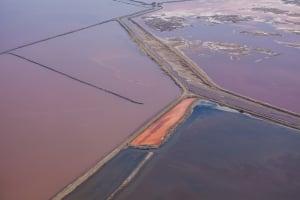 Walvis Bay Salt fields