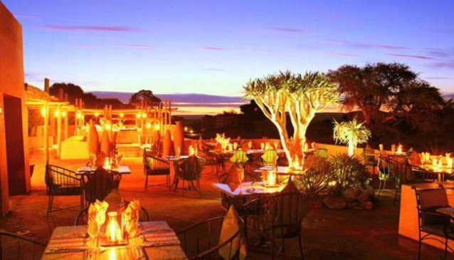 Best Lodges in Namibia