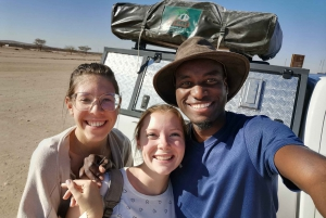 Spitzkoppe 2 Day Guided Camping Tours Namibia