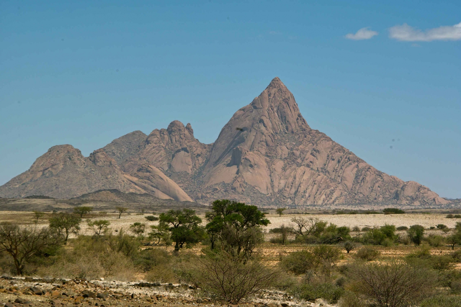 Spitzkoppe Guided Day Tour