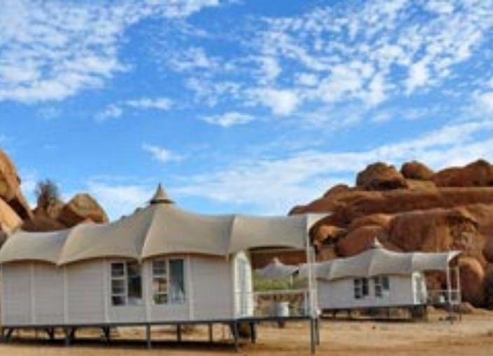 Spitzkoppen Lodge