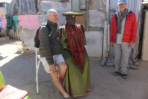Swakopmund: Guided Cultural Township Bike Tour