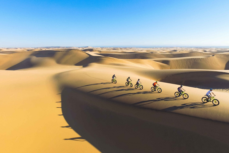 Swakopmund: Scenic Desert Bike Tour