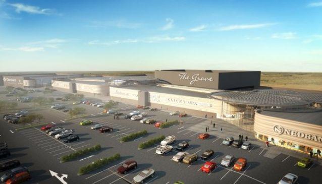 The Grove Mall Namibia