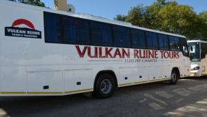 Vulkan Ruine Tours & Transfers