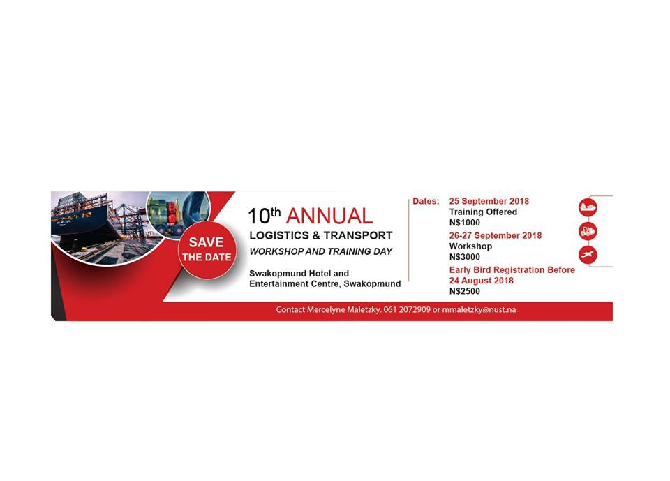 10th Annual Transport & Logistics Workshop