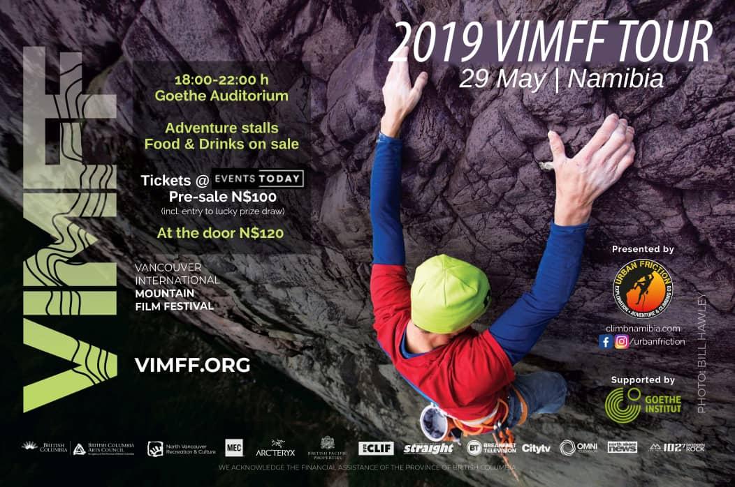 2019 VIMFF TOUR
